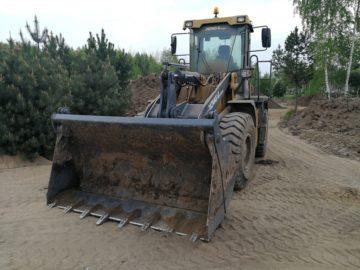 Maszyny do prac ziemnych